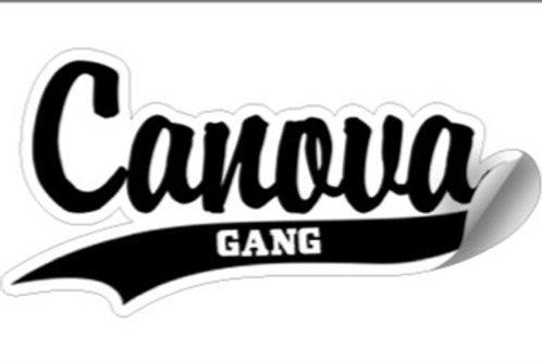 Canova Gang -Dye Cut Stickers