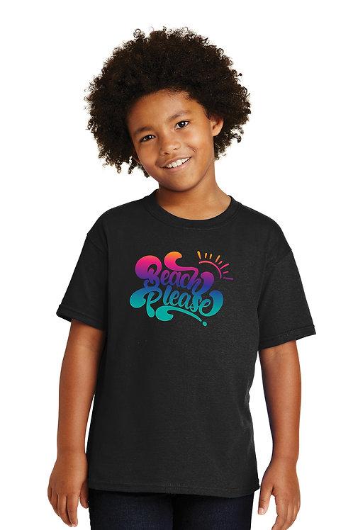 Beach Please - Youth t-shirt