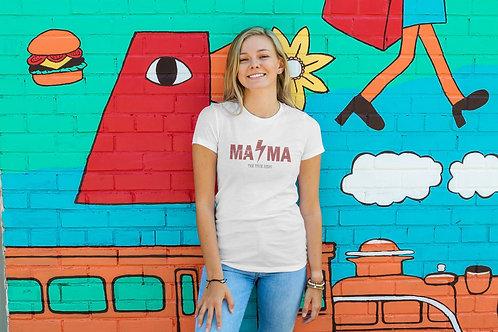 The True Hero - MAMA t-shirt