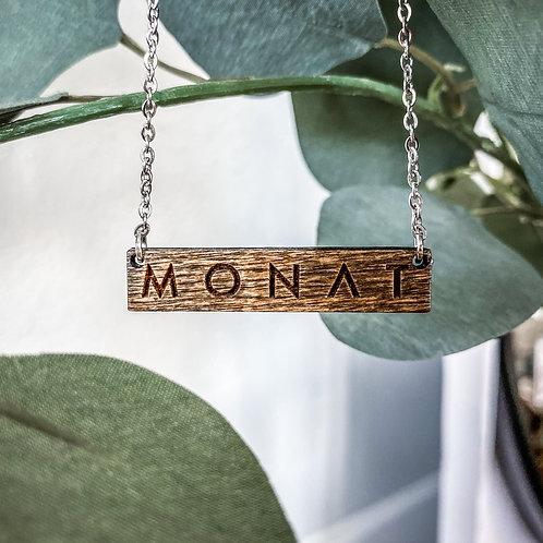 Monat Necklace