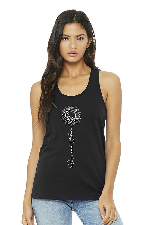 Rise and Shine Flower - Tank