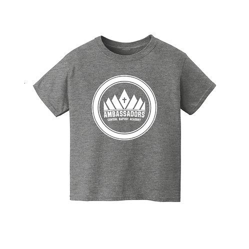 CBA Youth Shirt  - Graphite Heather