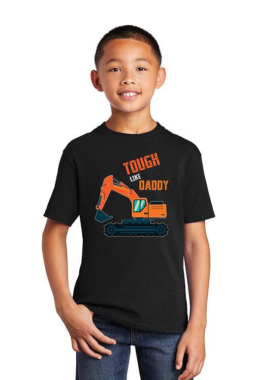 Tough like DADDY - Kid Graphic T-Shirt