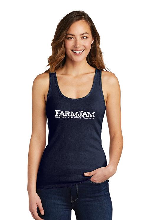 Rib Tank - FarmJam (female)