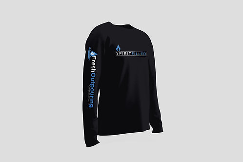 Fresh Outpouring - Long Sleeve Shirt