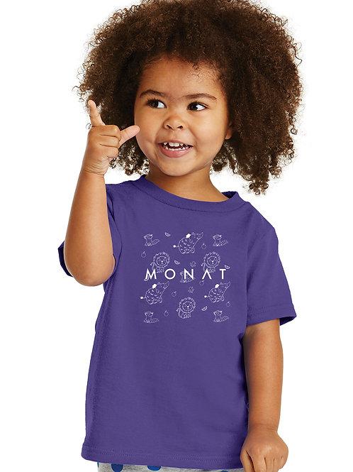 Toddler Monat (Purple)