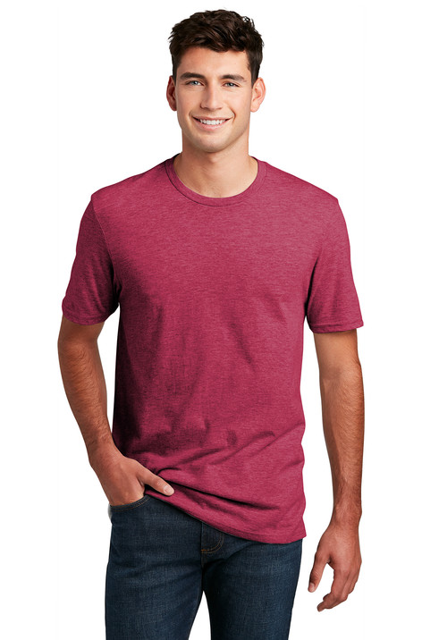 Heather Red mens shirt