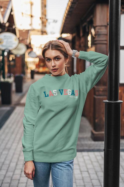Las Vegas Earned It Crew Sweatshirt
