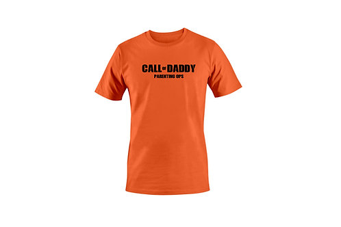 Call of Daddy -  Graphic t-shirt