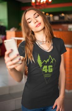 4G tshirt womens