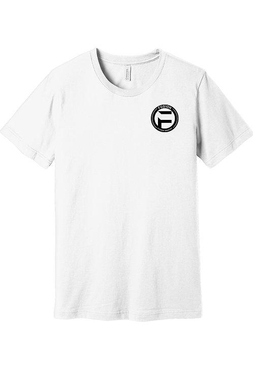 Fusion - White Short Sleeve