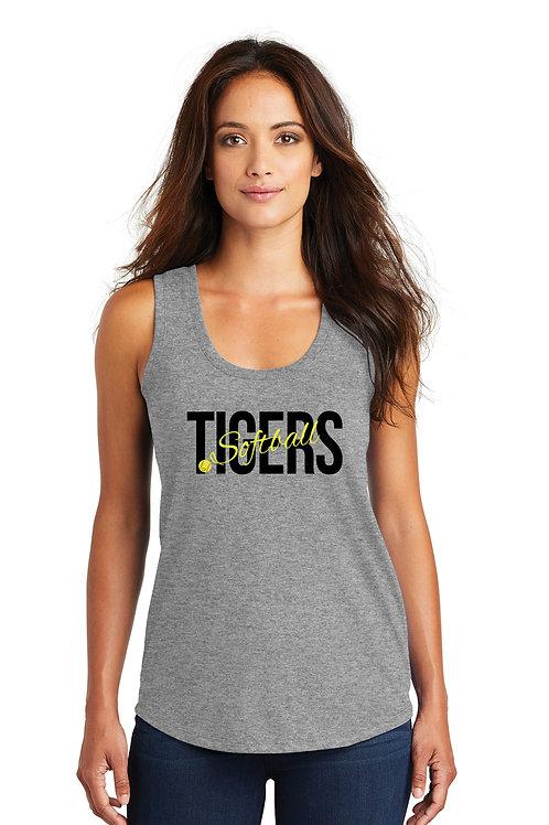 Tigers Softball - Ladies Tank