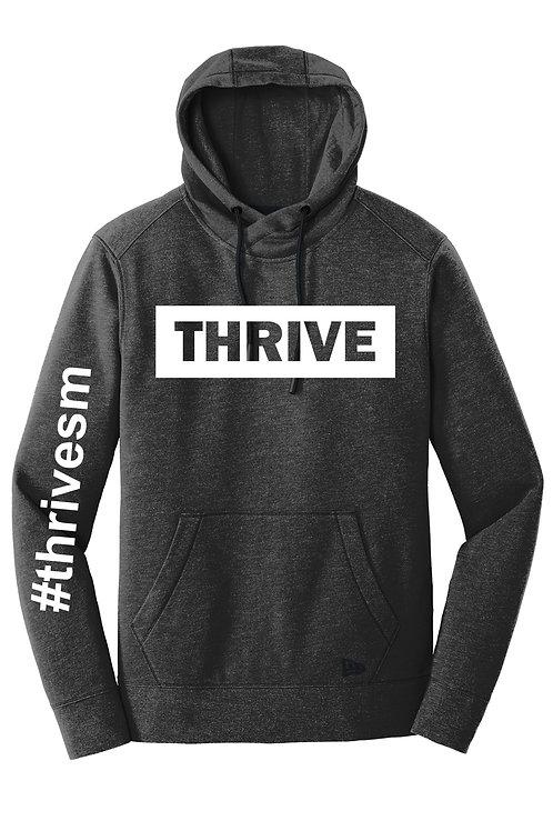 ThriveSM - Heather Block Hoodie
