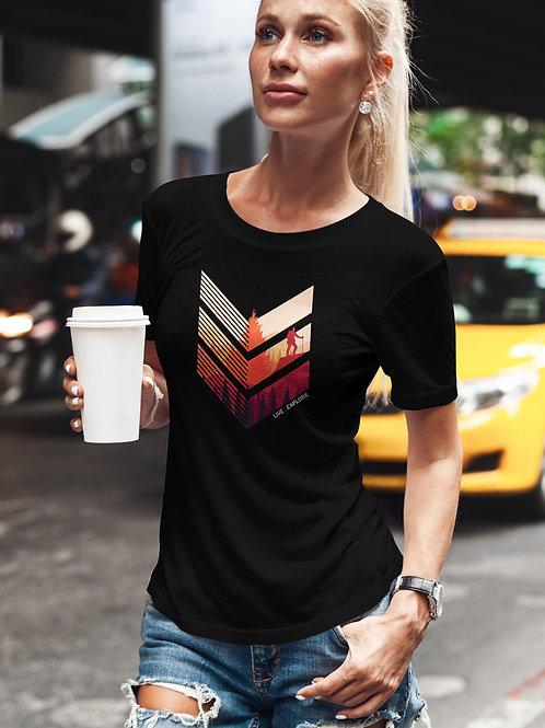 Live . Explore Graphic T-Shirts