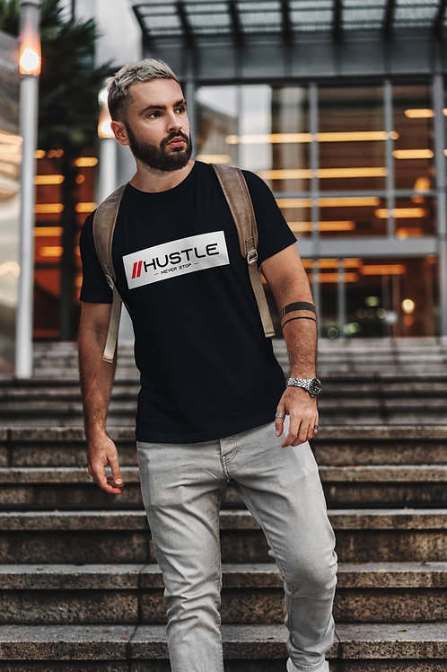 Hustle Graphic T-Shirt