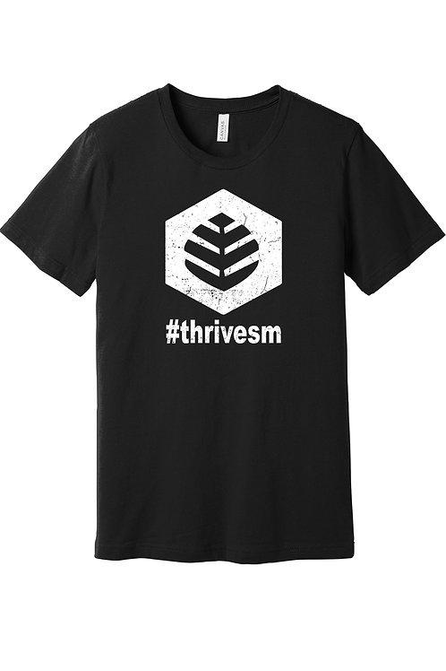 ThriveSM - Black Short Sleeve