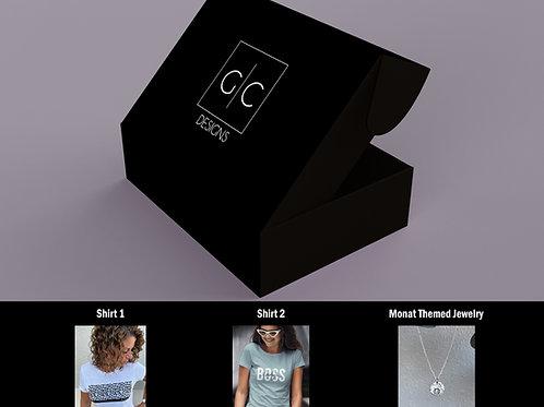 GC Shirt Monat Box