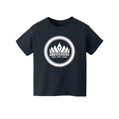 CBA Youth Shirt  - Navy