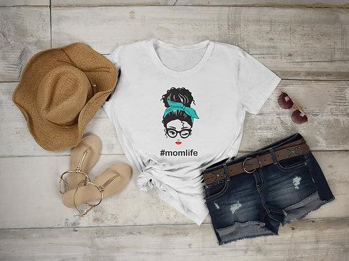 #MomLife - t-shirt