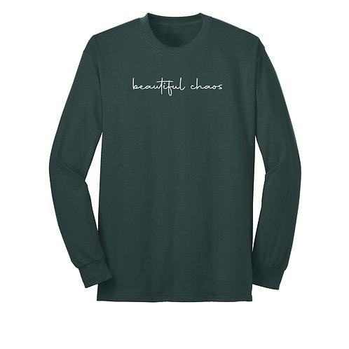 Beautiful Chaos - Mom LS Shirt