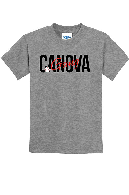 Canova Gang - Youth Graphic t-shirt
