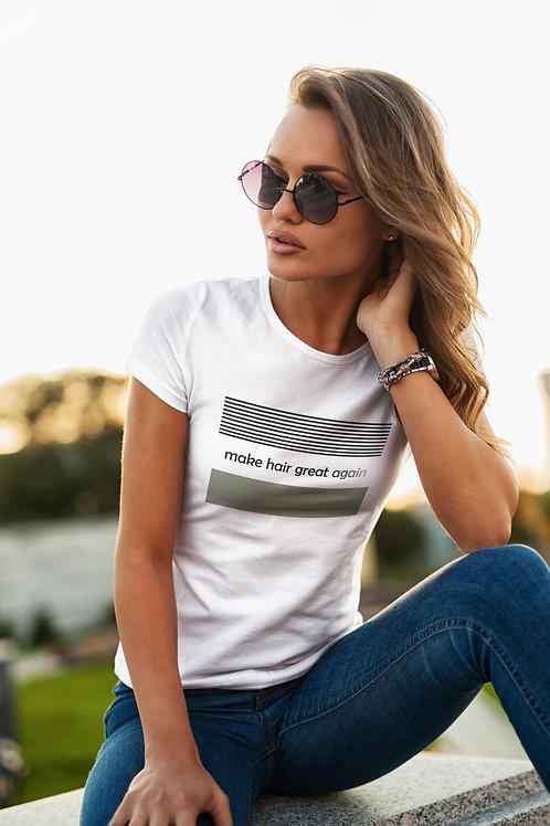 Make hair great Again - Graphic t-shirt