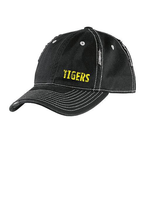 Tigers - Distressed Hat