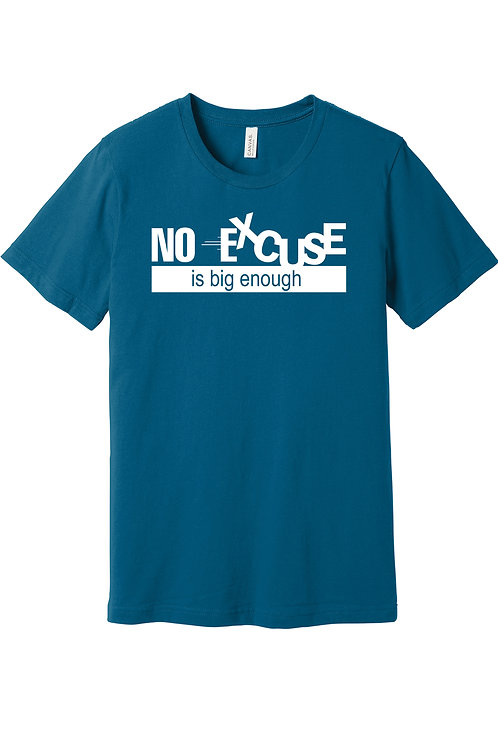 No Excuses - Graphic t-shirt