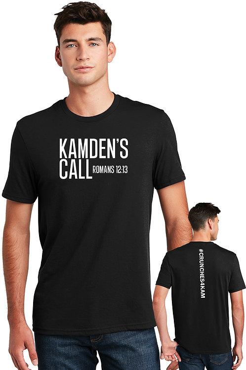Kamdens Call - unisex t-shirt