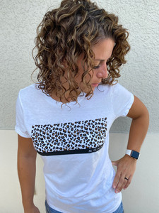 womens cheetah shirt