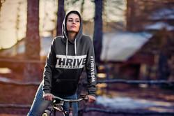 Thrive hoodie
