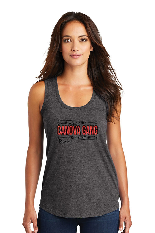 Canova Gang - Ladies Tank with Bats