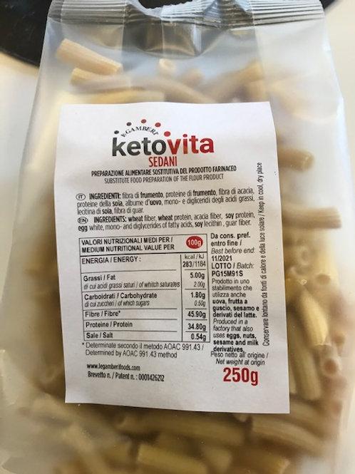 KETO VITA PASTA -SEDANI              1:2 ratio (100gr fills as 200gr)
