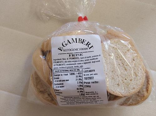 Le Gamberi Keto PUGLIA FRISE gedroogd brood 250gr