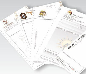 Stampati Fiscali. FIR, DAS, Bolle d'Accompagnaento, Ricevute Fiscali