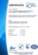 Certificazione ISO 9001 CSM