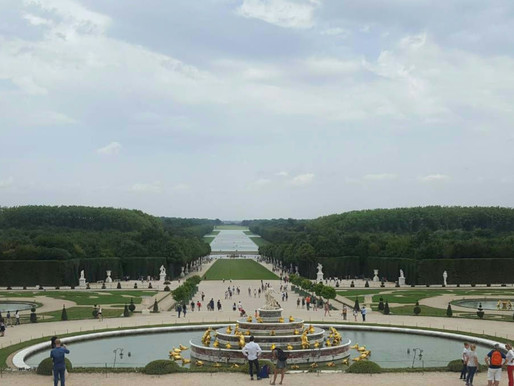 コロナ禍で原点回帰…ベルサイユ宮殿も「手間のかからない庭」へ