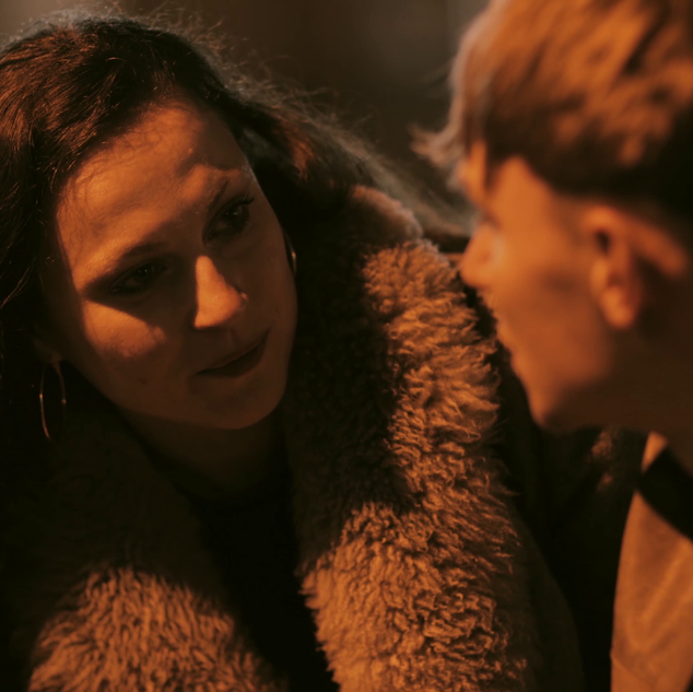 Cordelia Levinson as Nadja