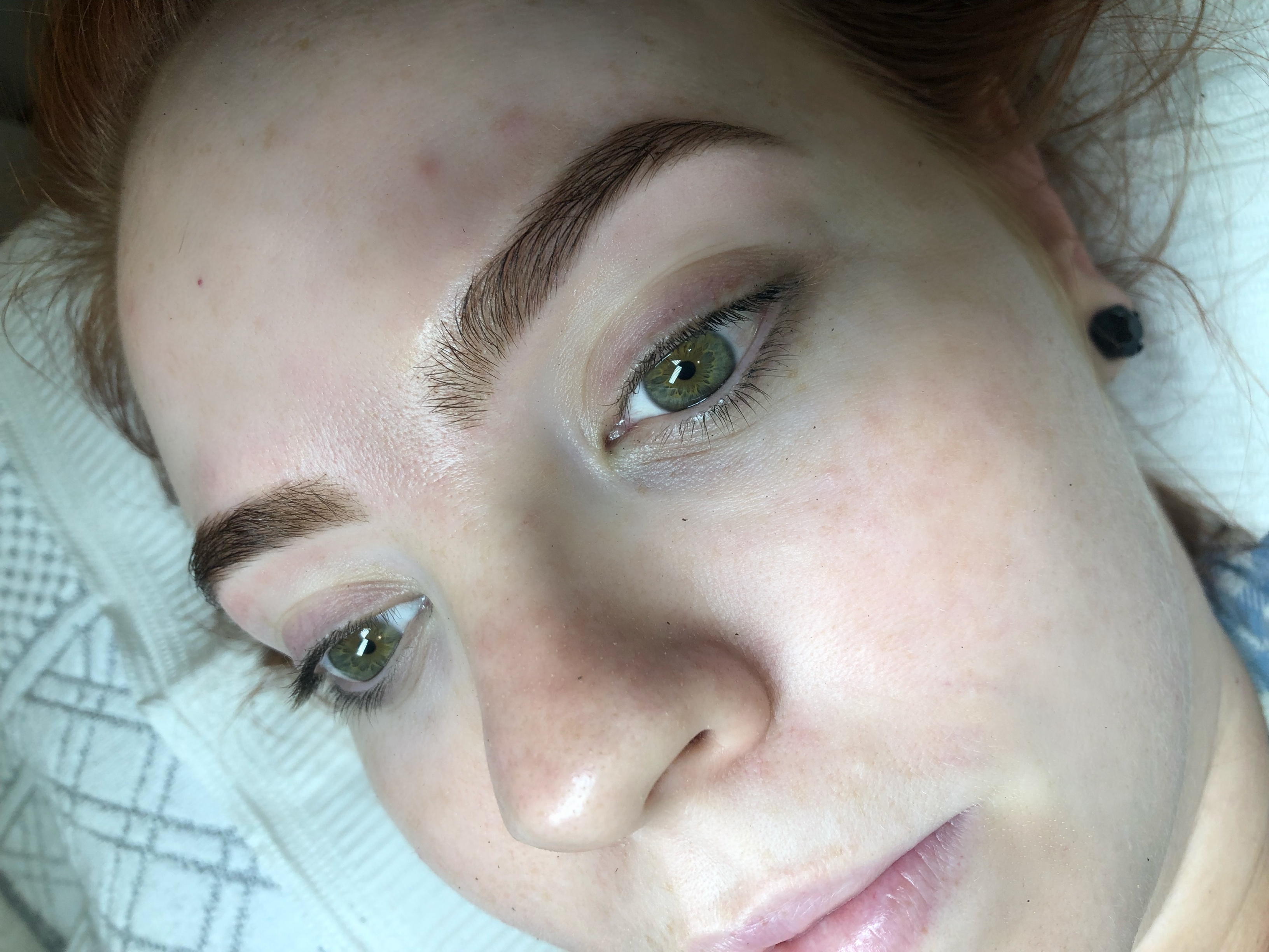 Brow Sculpt and Henna