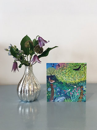 Jenny's Garden - Notecards