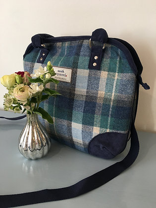 Cloudburst Tweed Grace Bag