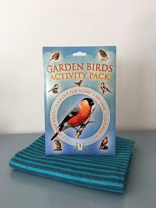 Garden Birds Activity Pack