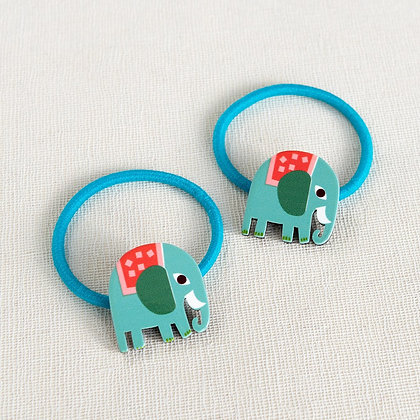 Wild Wonders Elephant Hair Bands