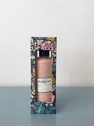 Morris & Co. Pink Clay & Honeysuckle Body Lotion
