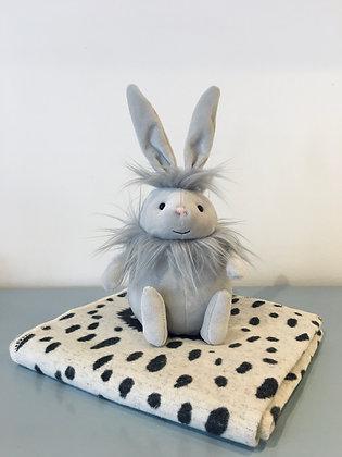 Sliver Flumpet Bunny