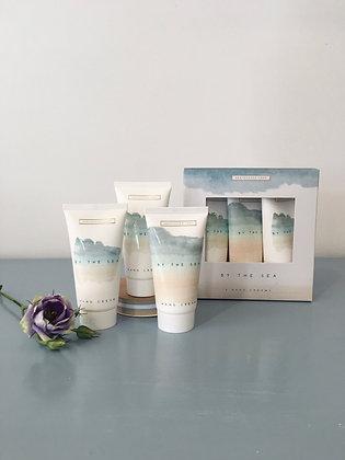 By The Sea Seaweed Complex Hand Cream Trio