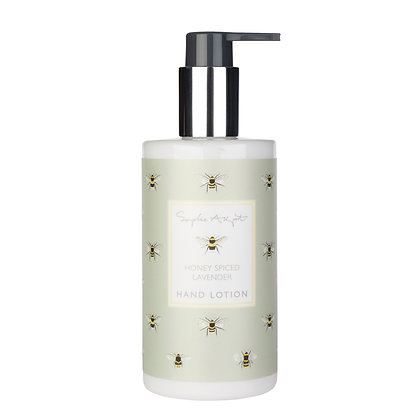 Honey Spiced Lavender Hand Lotion