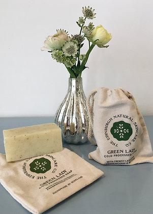 Green Lady Soap