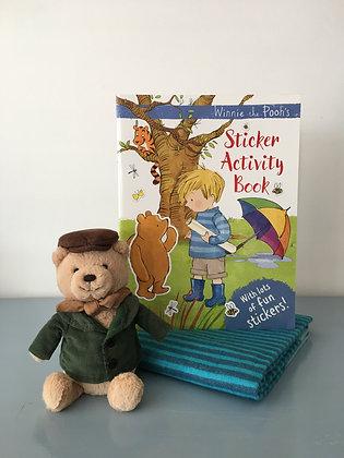 Winnie the Pooh's Sticker Activity Book
