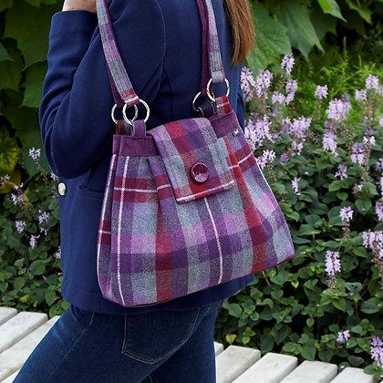 Glen Tweed Ava Bag